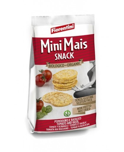 Bio Mini Snack di Mais