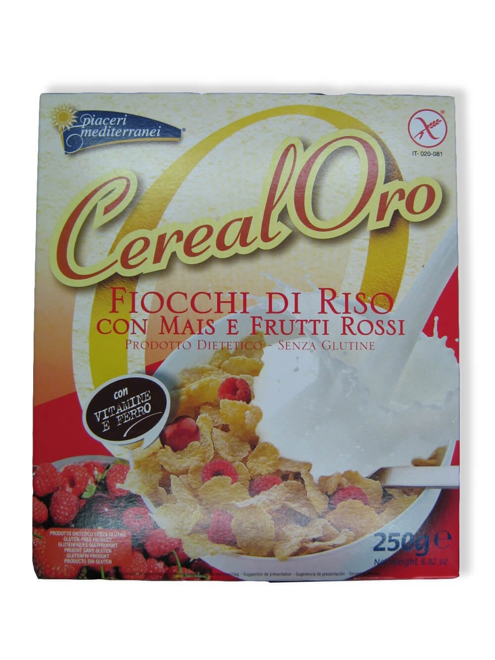 Cereal Oro