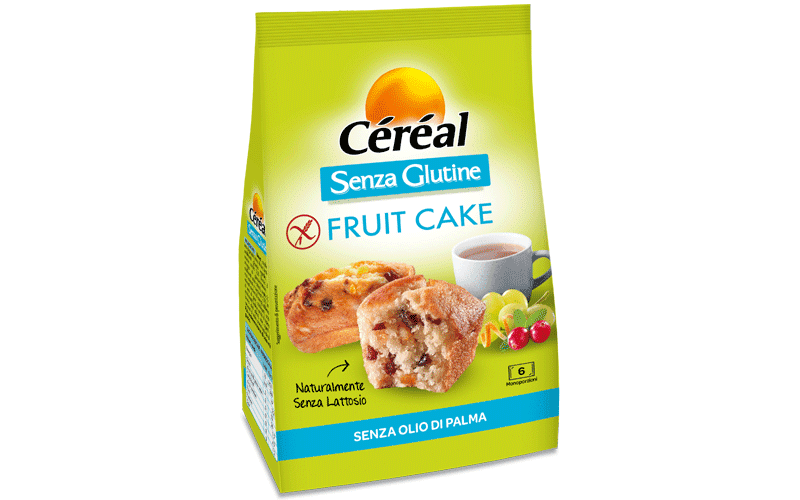 Cereal Fruitcake
