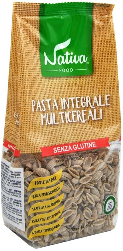 Pasta Integrale Multicereali Nativa Food