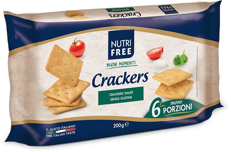Nutrifree Crackers
