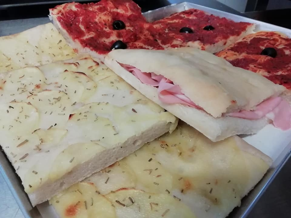 "Trancio di Pizza e ""Mortazza"" – #PAS"
